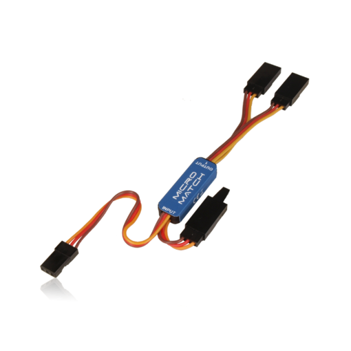 Powerbox MicroMatch 6800