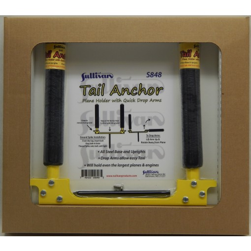 Sullivan Tail Anchor Folding Model Retainer S848