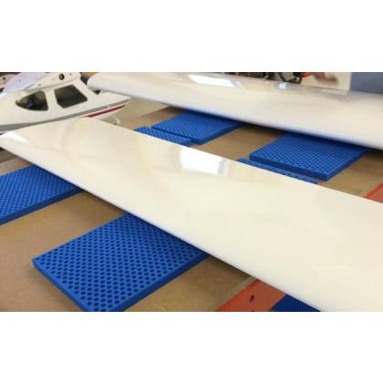 Emcotec Foam punched mat 2 pieces A19000