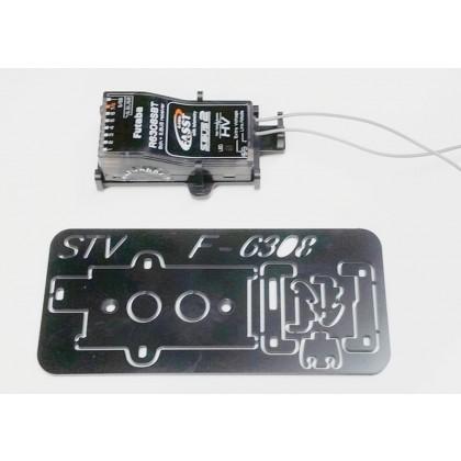 Futaba-R6308SB or R7008SB Click Holder from STV-Tech 013-03