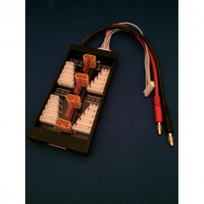 XT60 40A Fused Parallel Charge Board