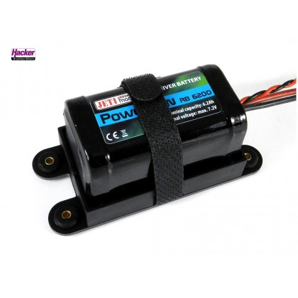 Jeti Power Ion RB 6200 Lithium-Ion Battery PI-RB-6200/22985456