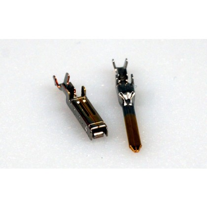 Small Pins for Click Connect Multipin Connectors Ideal for Wing or Stab Wiring from IRC Emcotec A85252 / 2864