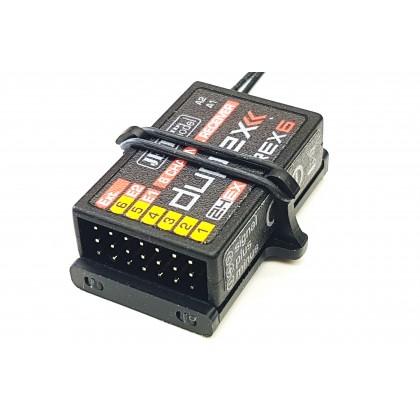 Jeti Model Rex 6 + Assist Click Holder from STV-Tech 013-25