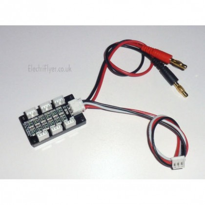 JST PH - Micro Parallel Charge Board (2s)