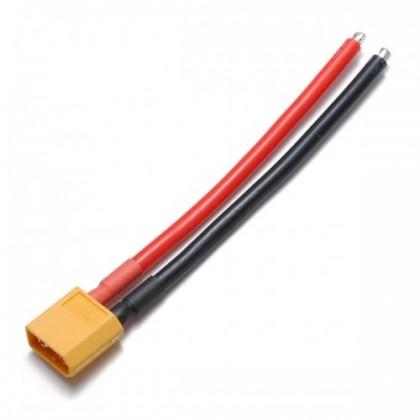 XT60 Male Open Wire 100mm