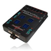 PowerBox Royal SRS iGyro With SensorSwitch, GPS & LC Display 4710 4250416702555