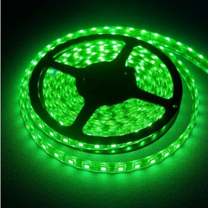 Green Bright High quality waterproof LED Strip Ideal for Night Flying Sold Per Meter