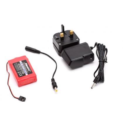 Ripmax T14SG Li-Po Tx Battery & Charger P-14SG/BC