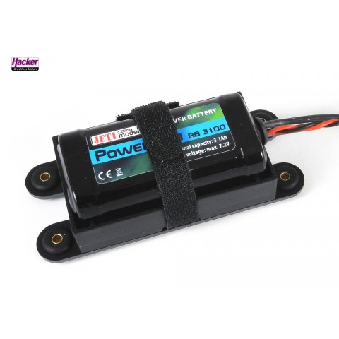 Jeti Power Ion RB 3100 Lithium-Ion Battery PI-RB-3100-22985455