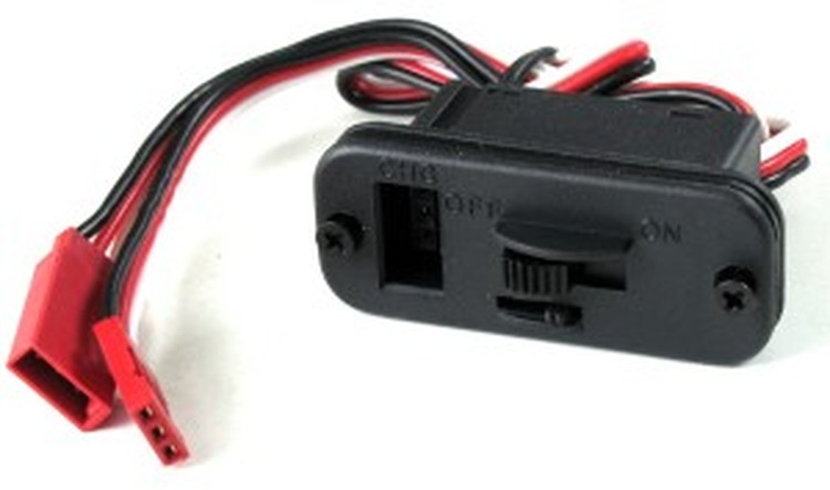 Switches 4.8v - 7.4v inc Magnetic