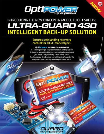 Opti Guard Battery Backup System