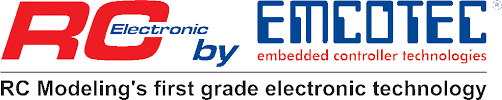 Emcotec RC Electronics