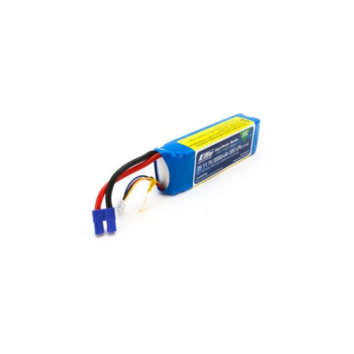 E-Flite 11.1V 3000mAh 30C LiPo Battery For Blade 350 Quadcopter - EFLB30003S30