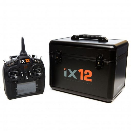 iX12 Spektrum Air Transmitter Case P-SPM6725