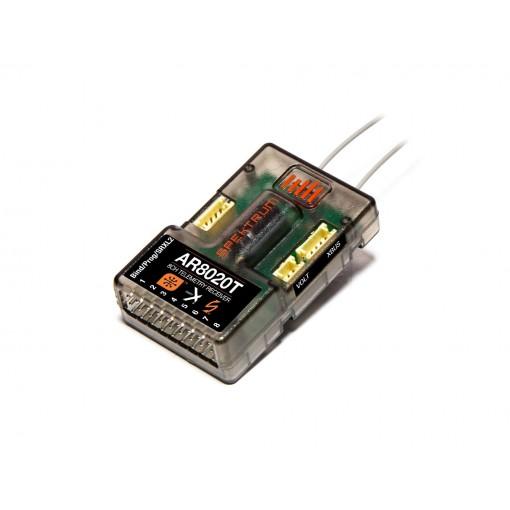 Spektrum AR8020T 8-Channel Telemetry Receiver SPMAR8020T