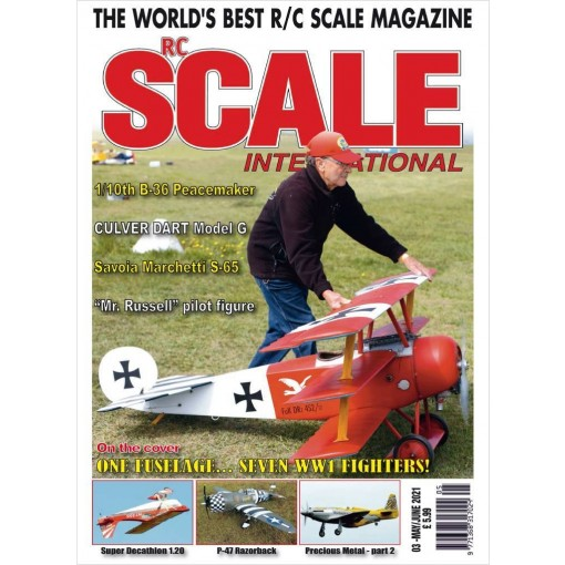 RC Scale International Magazine May / June 2021