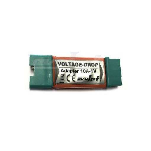 Voltage-DROP 1V-10A For Lithium batteries from EvoJet 0711