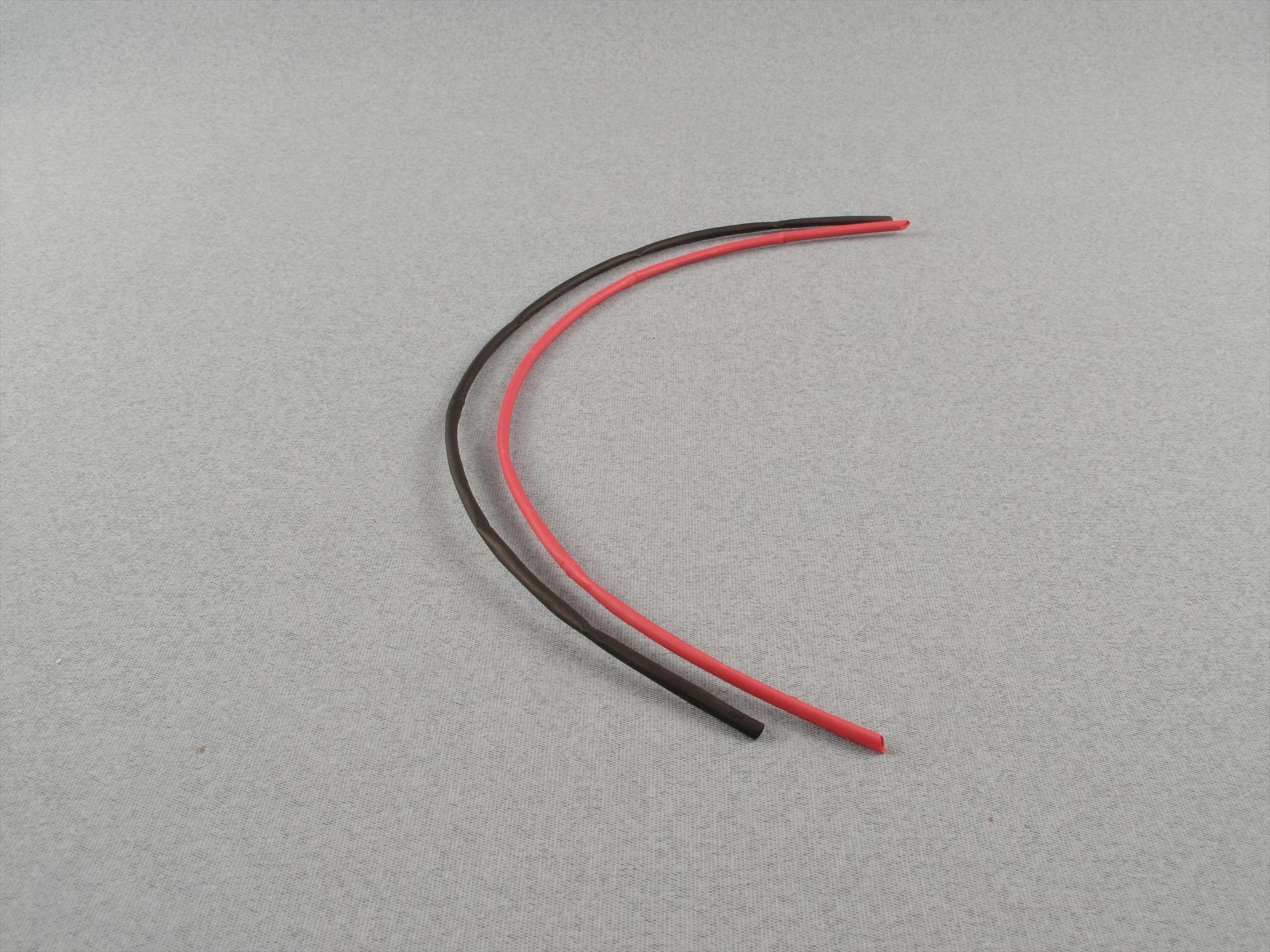 90mm O-LG-HS90 1m Clear Heat Shrink