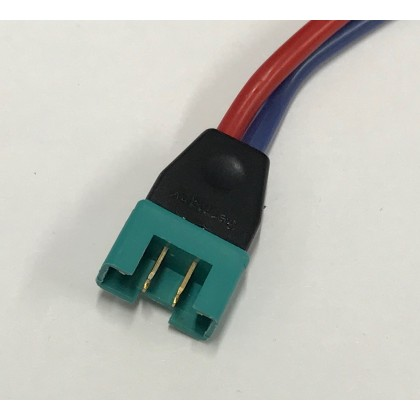 PowerBox MPX Male Open Wire 2.5mm x 80cm 1107/80