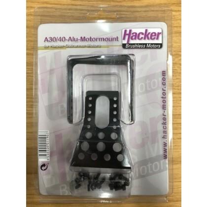 Hacker A30/40 Aluminium Motor Mount 11737618