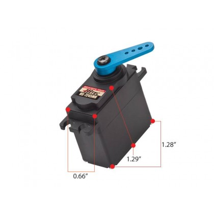 Hitec HS7245MH High Voltage (HV) Mini Digital Servo HS-7245MH 2216574