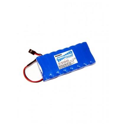 Overlander LSD AA 2300mAh 9.6v NiMh Battery 2383