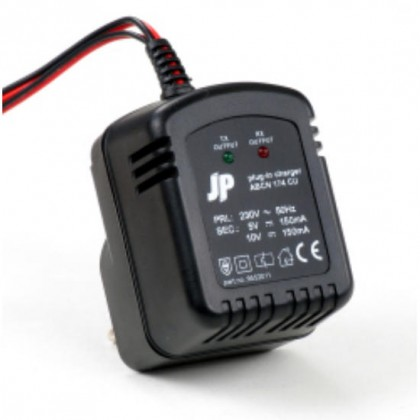 JP 150TX 150RX UNIVERSAL CHARGER (3 PIN UK) 5510457