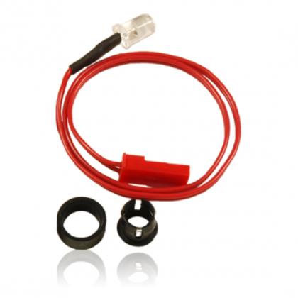 PowerBox External LEDs 2 Pieces Incl Mounting Parts 9070 4250416701534