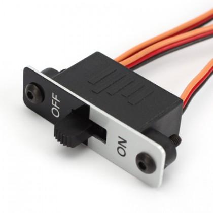 Spektrum Spektrum Deluxe 3 Wire Switch Harness SPM9532