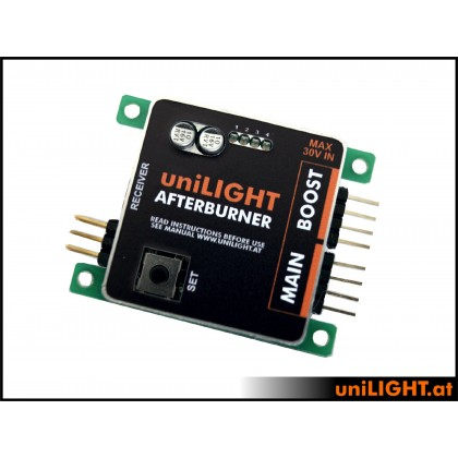 UniLight Afterburner Module