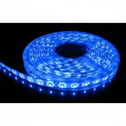 Blue High quality waterproof LED Strip Ideal for Night Flying Sold Per Meter