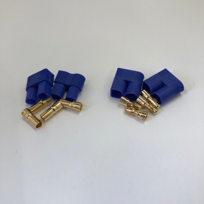 EC3 Connector Set - 2 Pairs 20003EF
