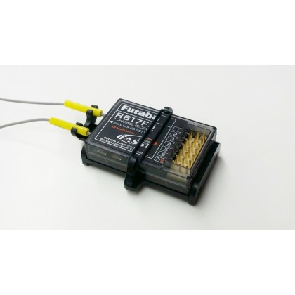 Futaba-R617FS Click Holder from STV-Tech 013-08