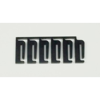 Ribbon Cable Holder 10mm Click Holder from STV-Tech 012-10