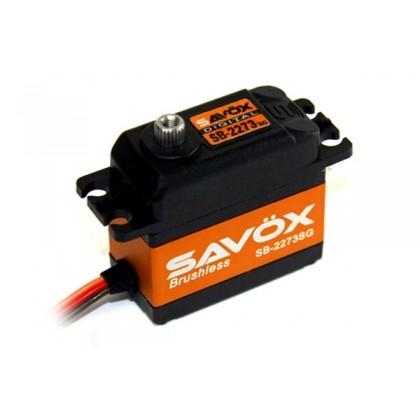 Savox HV Digital Brushless Servo 28KG/0.095S@7.4V SAV-SB2273SG