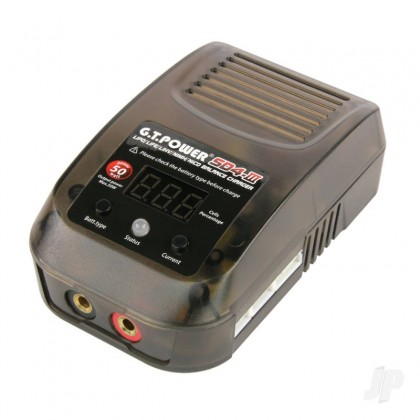 GT Power SD4 III 50W AC 4A Charger (UK) GTP0166