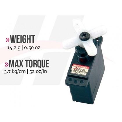 Hitec HS5070MH HV Digital Ultra Torque Feather Servo