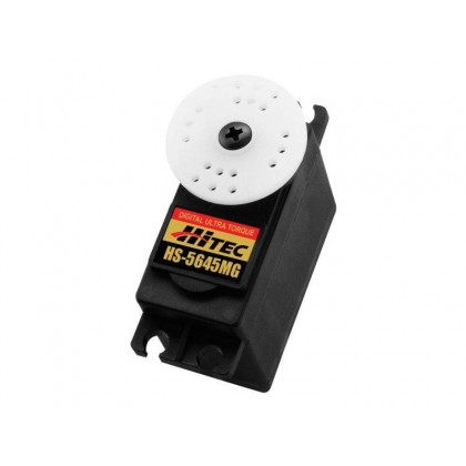 Hitec HS5645MG Digital Ultra Torque Programmable Metal Gear Servo