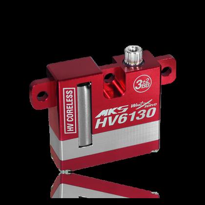 MKS HV6130 Coreless Servo 10 mm, 8.1 kg/cm, 0.10 s/60°