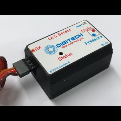 IAS (indicated Air speed) Sensor 480Kmh Jeti Version from Digitech SB-IAS-Jeti