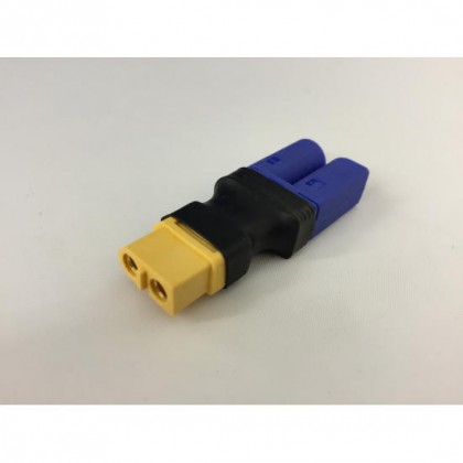 Electriflyer XT60 Female - EC5 Male Compact Adapter