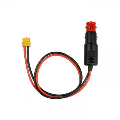ISDT Power Cable XT60 to cigarette lighter (180W) ISDTPCC