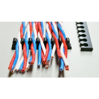 Cable Holder PowerBox Premium + Maxi Multi Click Holder from STV-Tech 012-12