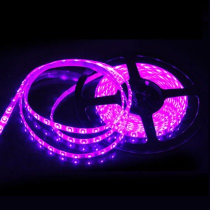 High quality Purple LED Strip light weight Non-Waterproof Night Flying