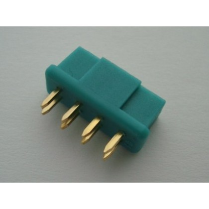 MPX Connector 8 Pin Green Female