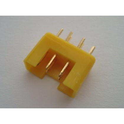 MPX Connector Yellow