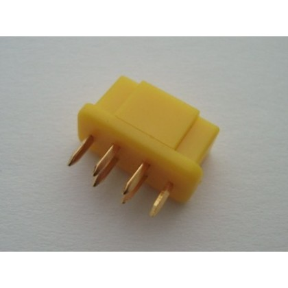 MPX Connector Yellow - Female