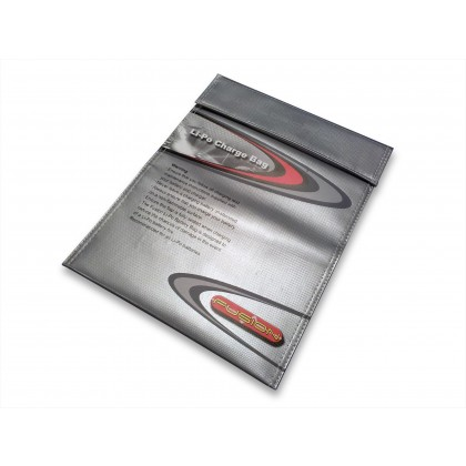 Fusion LiPo Battery Bag - Charge Bag 23x30cm O-FS-LCB02