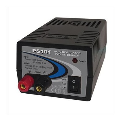 Fusion 100W 13.8V Power Supply O-FS-PS101